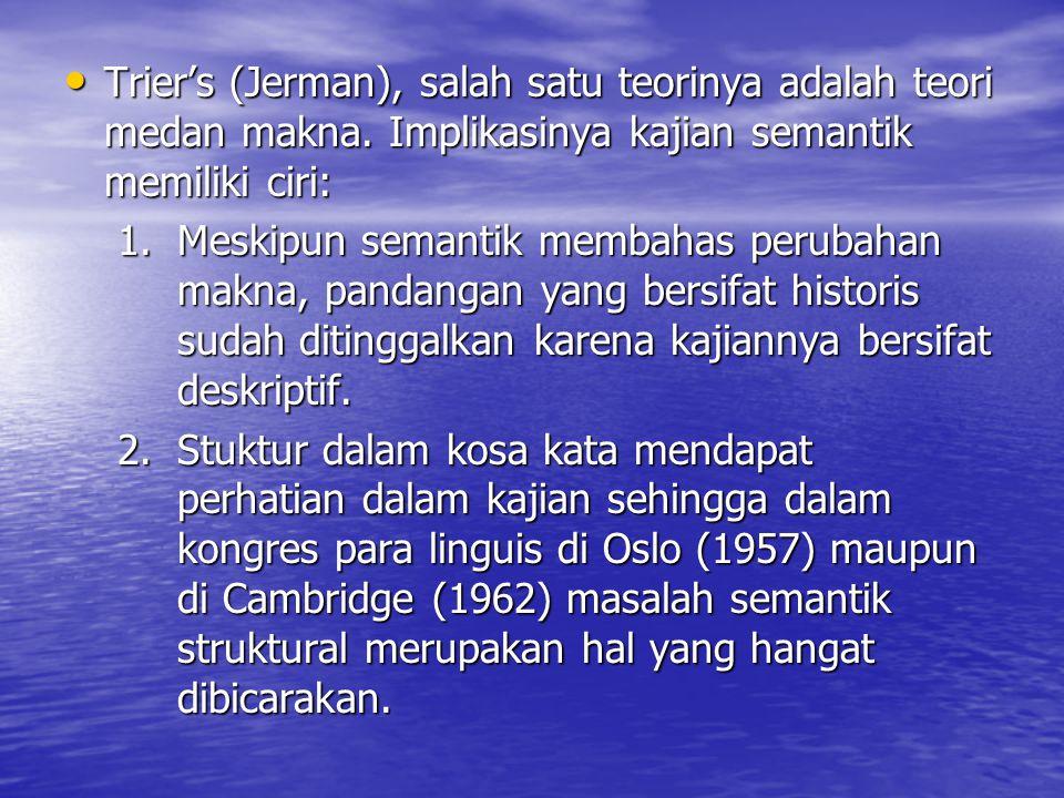 Dua konsep Ferdinand de Saussure Linguistik merupakan studi kebahasan yang berfokus pada keberadaan bahasa itu pada waktu tertentu sehingga menggunaka
