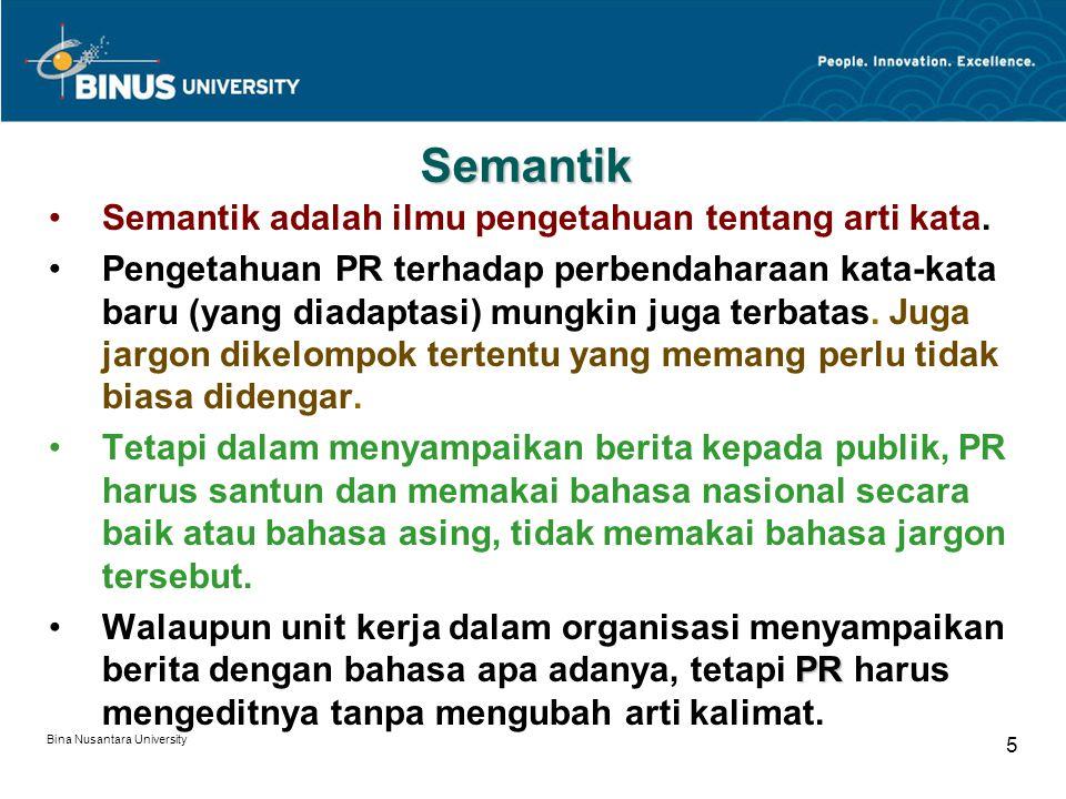 Bina Nusantara University 6 Lambang-lambang Komunikasi dapat dilakukan dengan merek dagang atau lambang perusahaan.