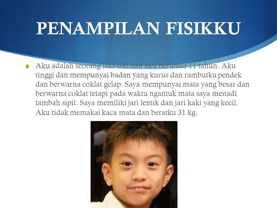 KONDISI LINGKUNGAN HIDUPKU  Saya dilahirkan, dibesarkan dan tinggal di Surabaya.