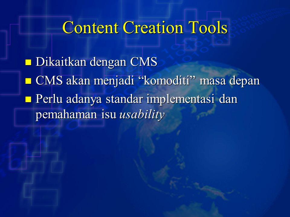 Contoh Software untuk CMS