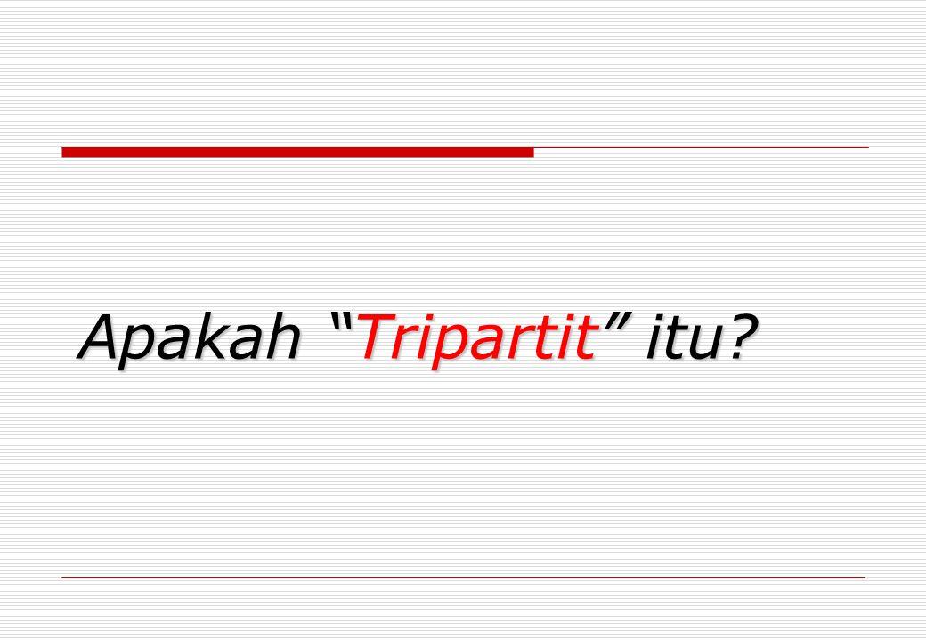 Apakah Tripartit itu