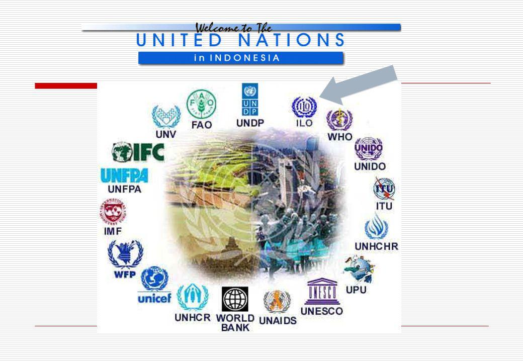 Apa dan Bagaimana ILO5 ILO PENGUSAHA PEKERJA/BURUH SP / SB PENGUSAHA APINDO PEMERINTAH DEPNAKER