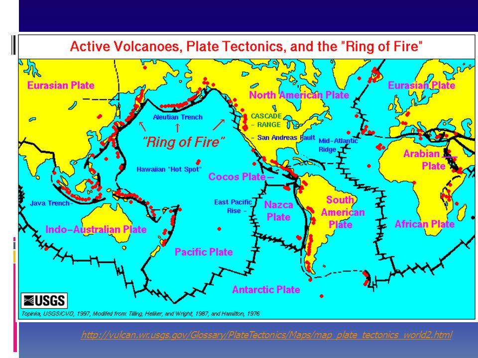 Gempa yang dapat menimbulkan peluang tsunami:  Gempa dengan Episentrum di dasar laut.  Kekuatan gempa min. 6,5 SR.  Gempa dangkal.  Wilayah gempa