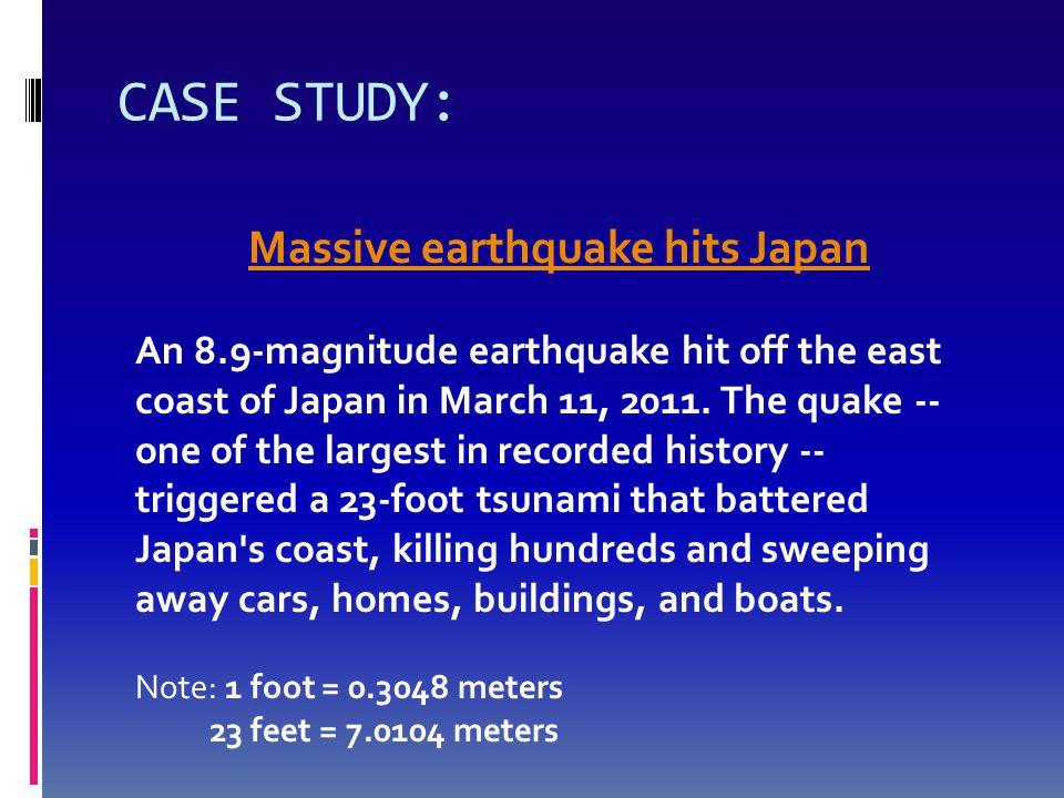 Beberapa langkah penanggulangan dan menekan dampak tsunami:  Daerah sempadan pantai harus cukup lebar dan ditanami tanaman pelindung  Daerah pemukim