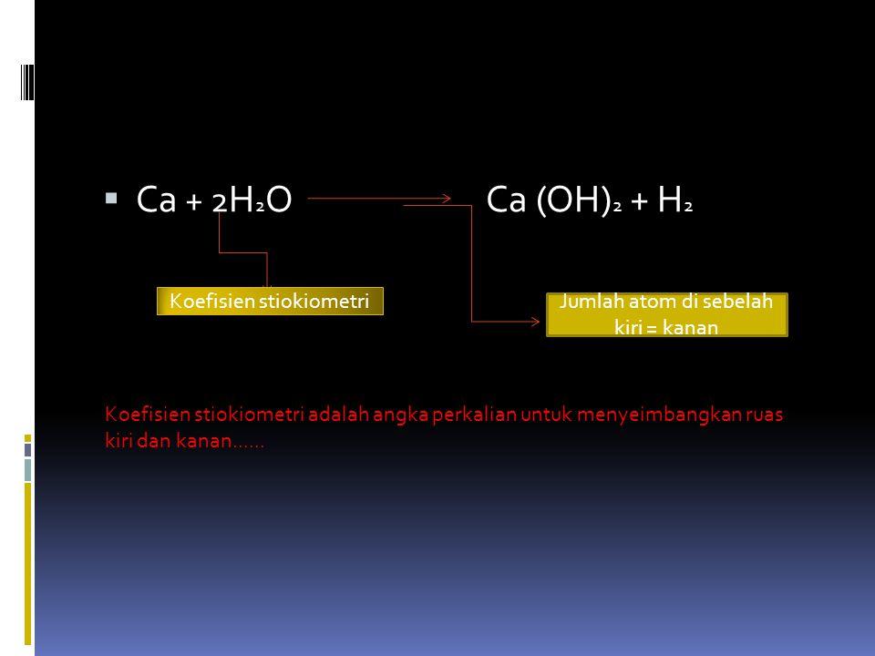 Bentuk fasa pada persamaan rx  solid/ padat =  (S)  Liquid/ cair =  (I)  Gas=  (G)  Aqveous solution/ larutan berair=  (aq)