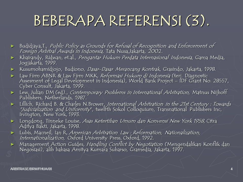 ARBITRASE/BRW/FHUA/085 BEBERAPA REFERENSI (4).