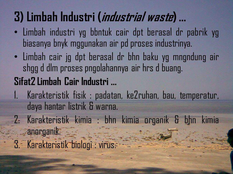 Air Limbah Rmh Tangga... air limbah RT (sullage) a/ air limbah yg tdk mngndung ekskreta mc & dpt berasal dr buangan kmr mandi, dapur, air cuci pakaian