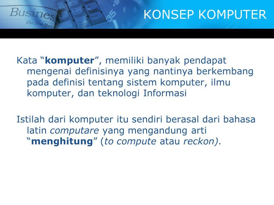 CONTOH KOMPUTER GENERASI KEDUA : KOMPUTER DEC PDP-8