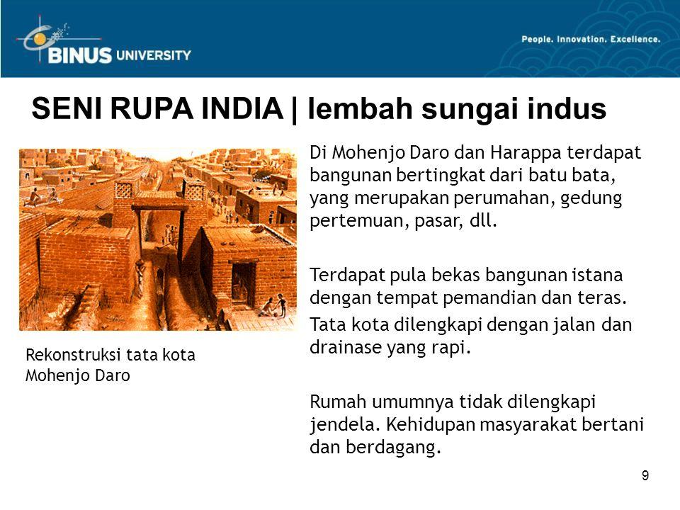 50 SENI RUPA INDIA   kebudayaan mughal Kerajaan Islam pertama di India terdapat di Delhi.