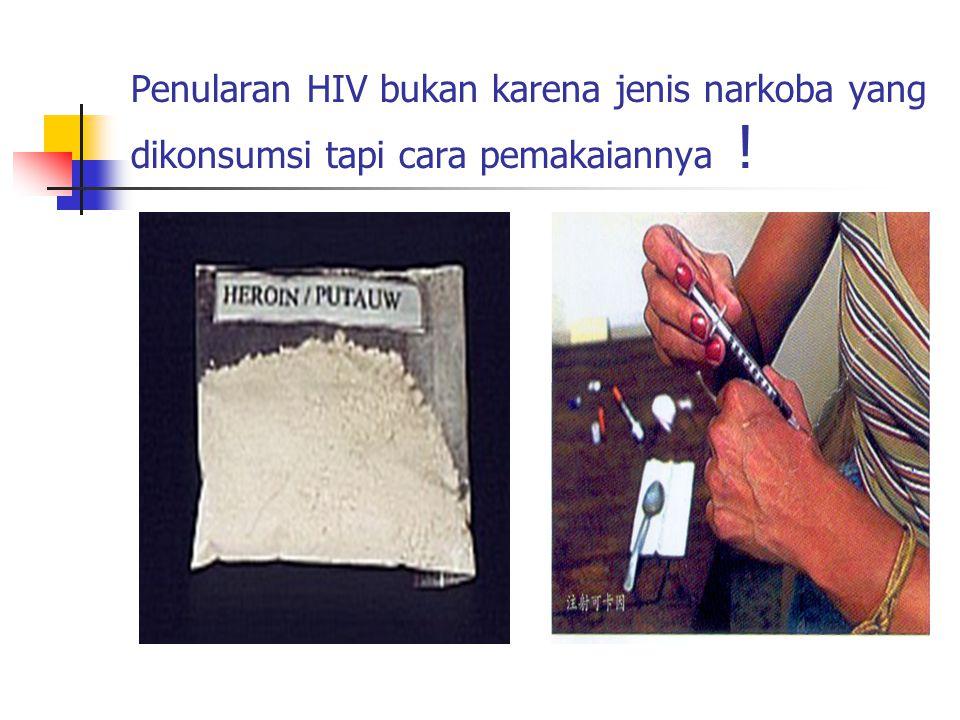 APAKAH SAYA TERINFEKSI HIV ?