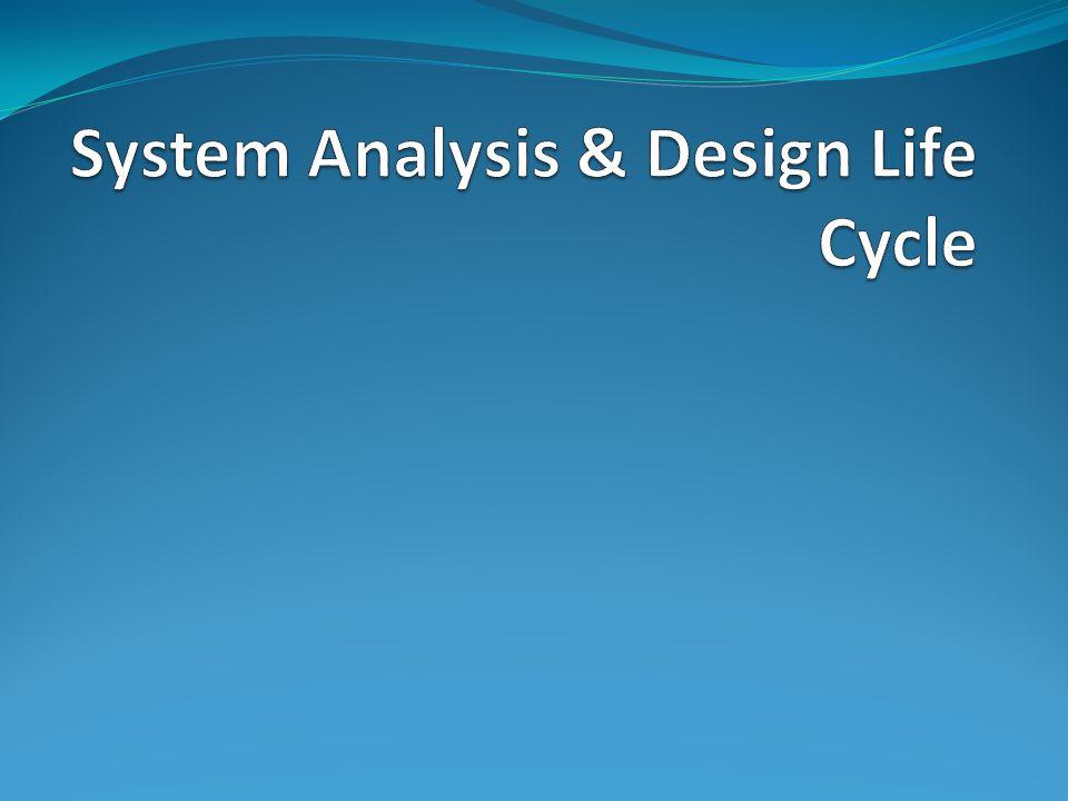 Fase Analisis Sistem 3.
