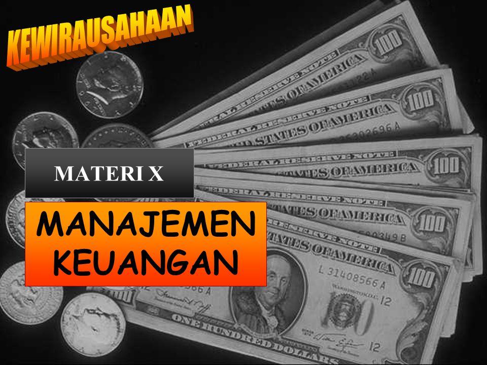 Basic Financial Statement  Statement of Operational (Income Statement – Laporan Rugi Laba).