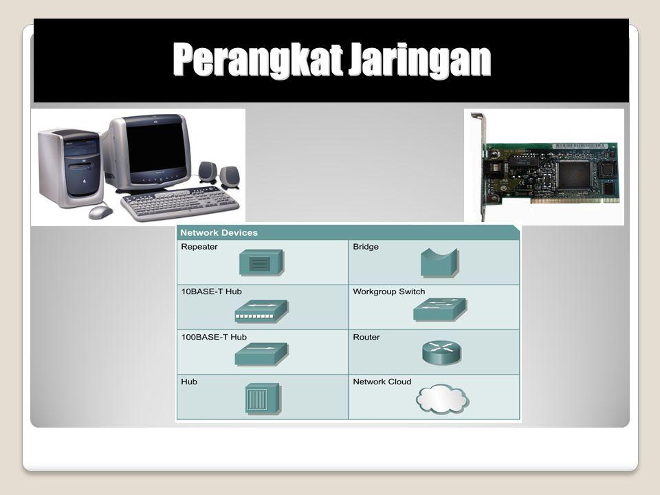 Repeaters biasanya digunakan memperpanjang ukuran atau jarak sebuah jaringan yang menggunakan topologi bus.