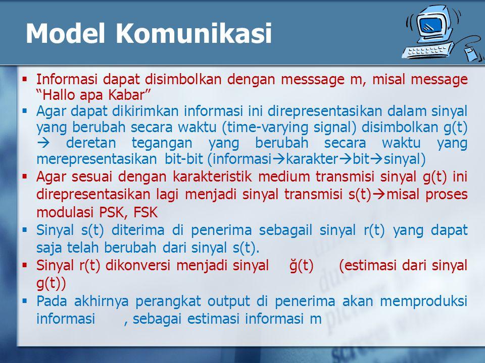 Area Fungsional pada Komunikasi 1.