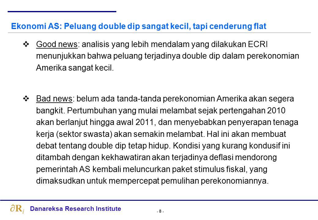 - 29 - Danareksa Research Institute RiRi Siklus Bisnis Perekonomian Indonesia: Dapat Berlangsung 7 Tahun