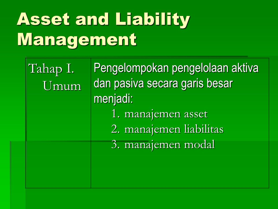 Measuring Liquidity Exposure Measuring Liquidity Exposure  Net liquidity statement: shows sources and uses of liquidity.