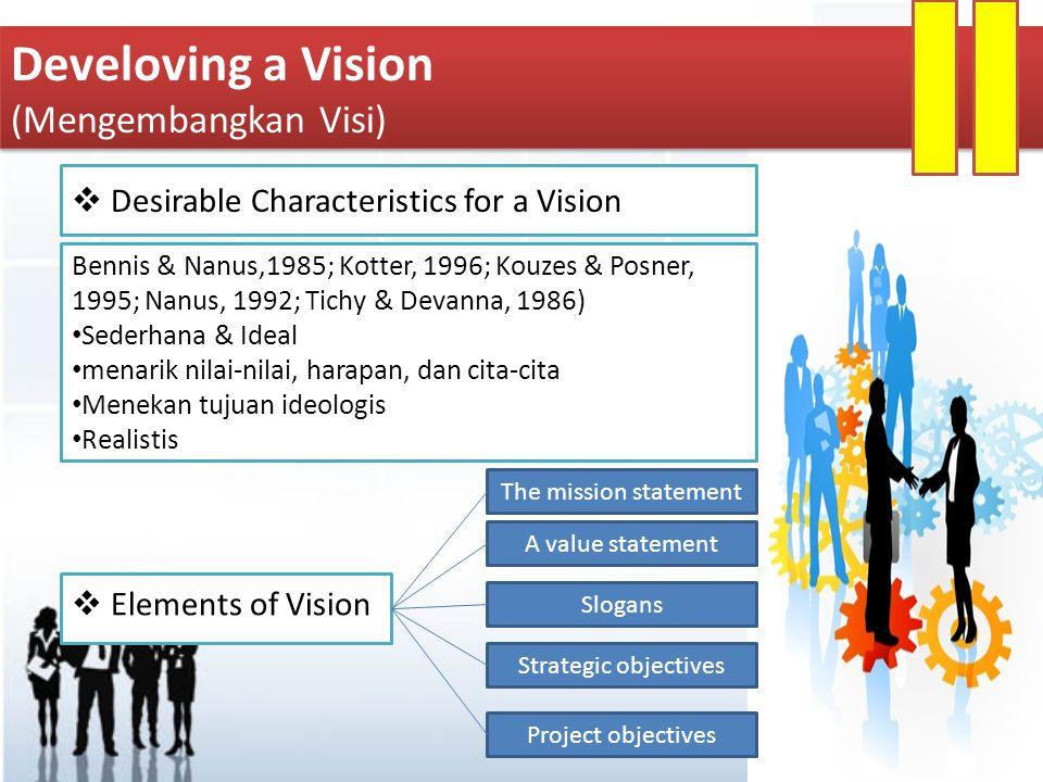 Summary Salah satu tanggung jawab kepemimpinan yang paling penting dan sulit adalah untuk membimbing dan memfasilitasi proses pembuatan perubahan besar dalam organisasi.