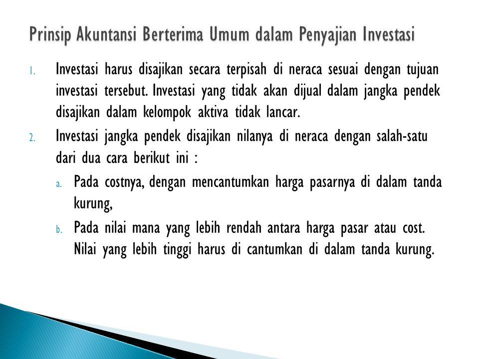  Untuk memeriksa apakah terdapat internal control yg cukup baik atas temporary investment.  Untuk memeriksa apakah surat berharga yg tercantum di ne