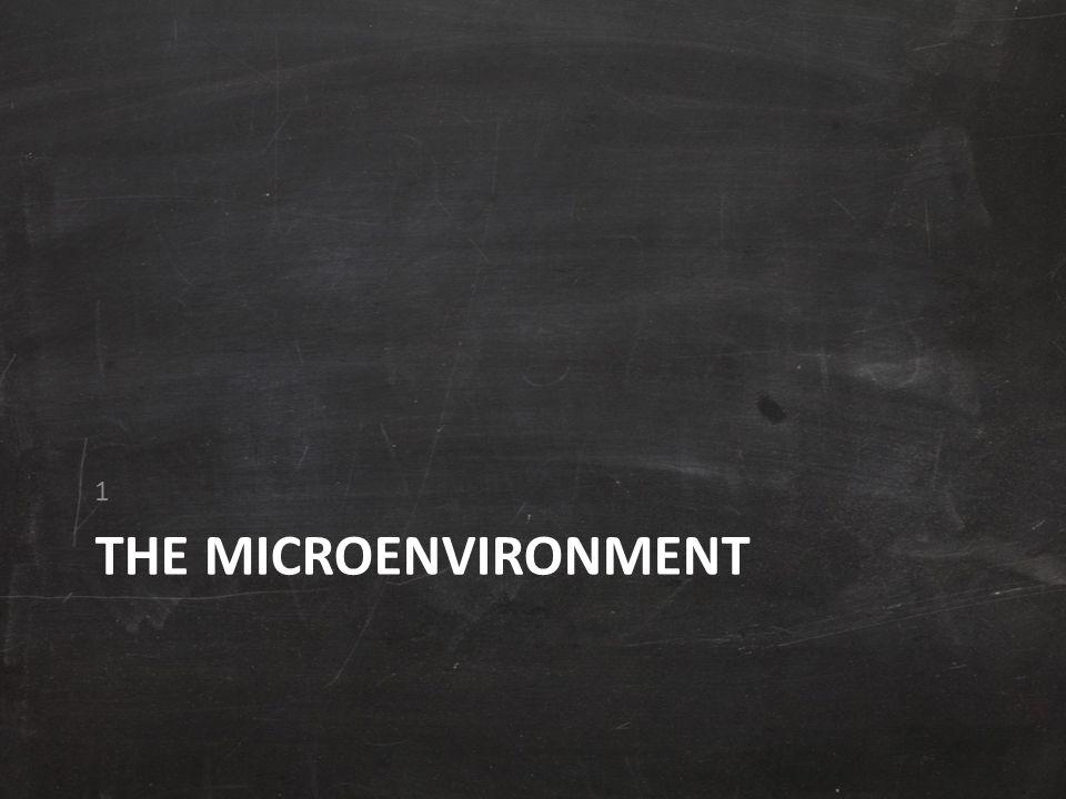 The Natural Environment Sumber daya alam yang diperlukan sebagai masukan bagi pemasar atau yang dipengaruhi oleh kegiatan pemasaran.