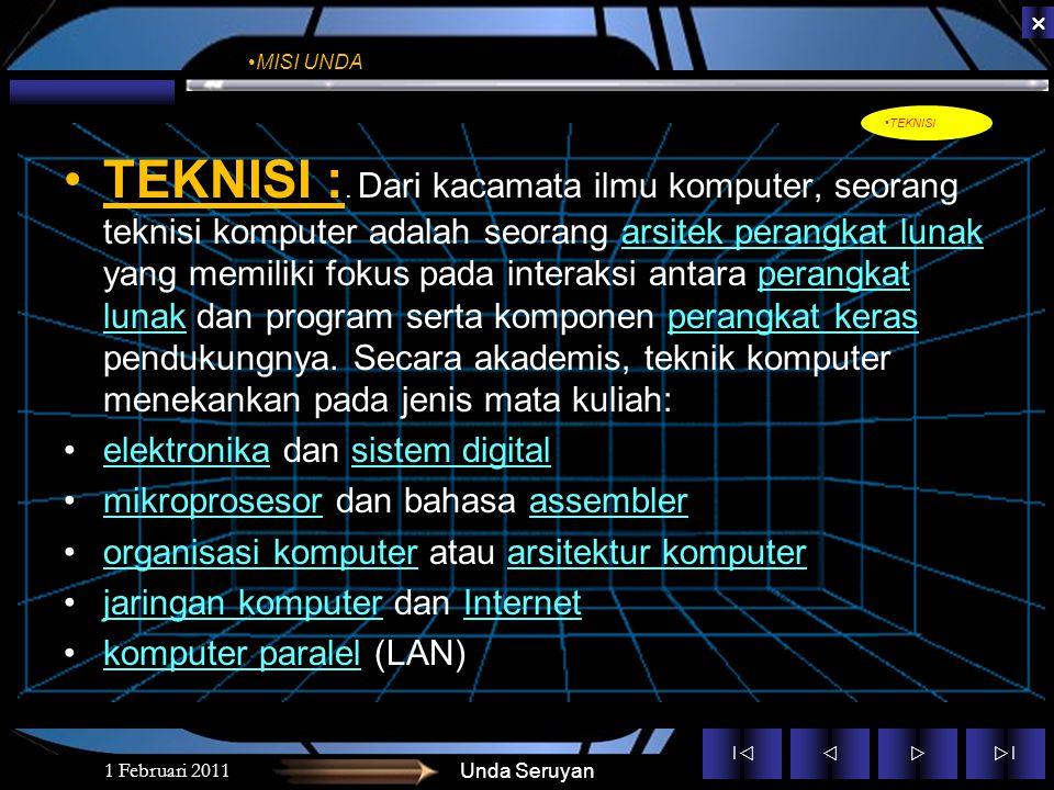 ||  ||  Komputer Programmer adalah profesi yang bertugas untuk membuat sebuah program melalui bantuan bahasa pemrograman yang dapat digunakan u