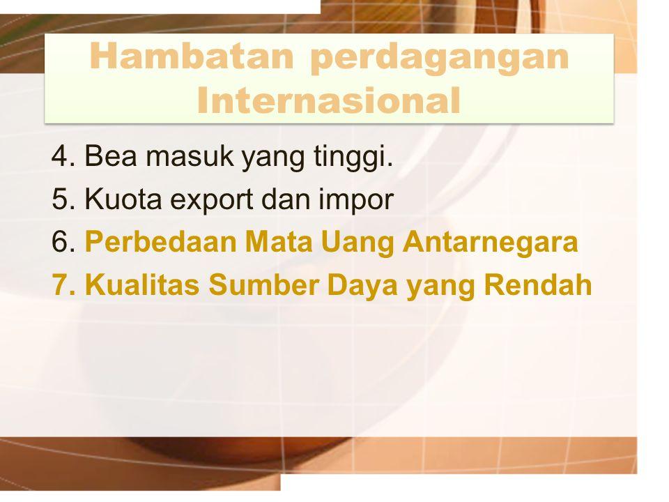 International Labor Organization (ILO).