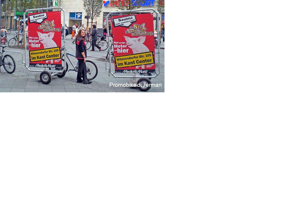Promobike di Jerman