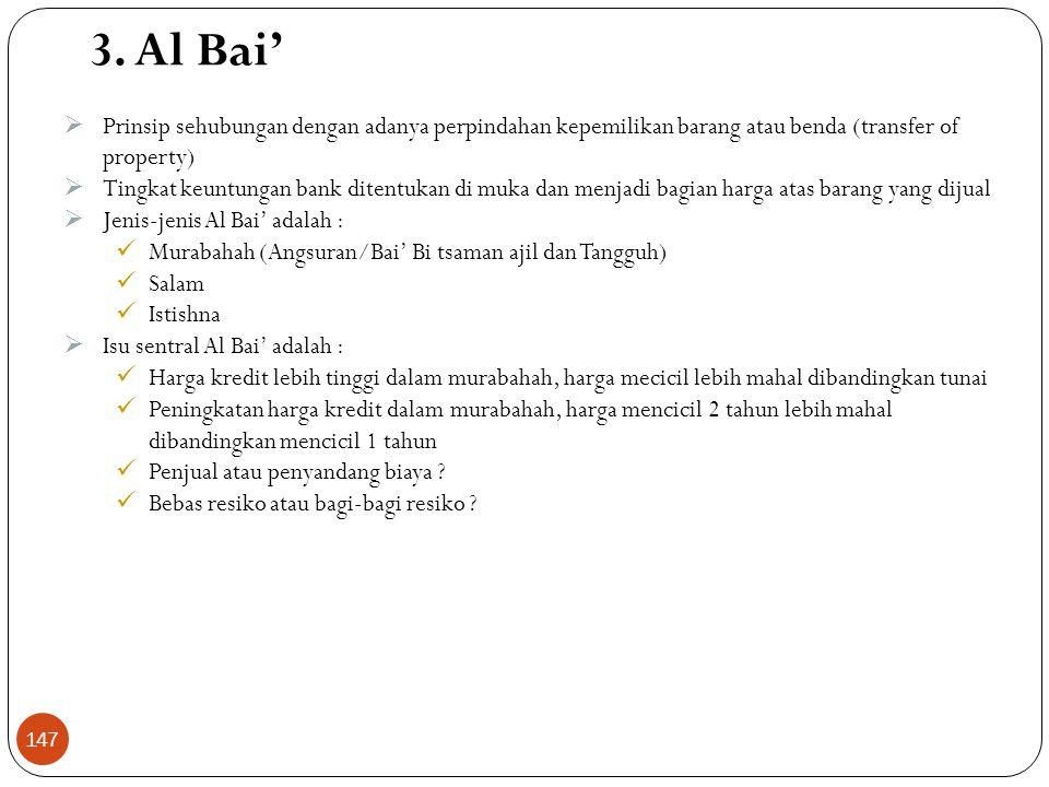 Syirkah - Mudharabah (Lanjutan) Skema Mudharabah Muqayyadah Investasi Khusus Reksadana Nasabah BankProyek 1. Proyek 2. dana 3. Paper Bank Reksadana Ma