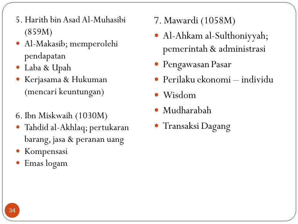 1. Abu Hanifa (699-767M) Salam; transaksi penjual & Pembeli Menghilangkan ambiguitas & perselisihan Murabahah & Perdagangan Zakat & Muzara'ah 2. Abu Y