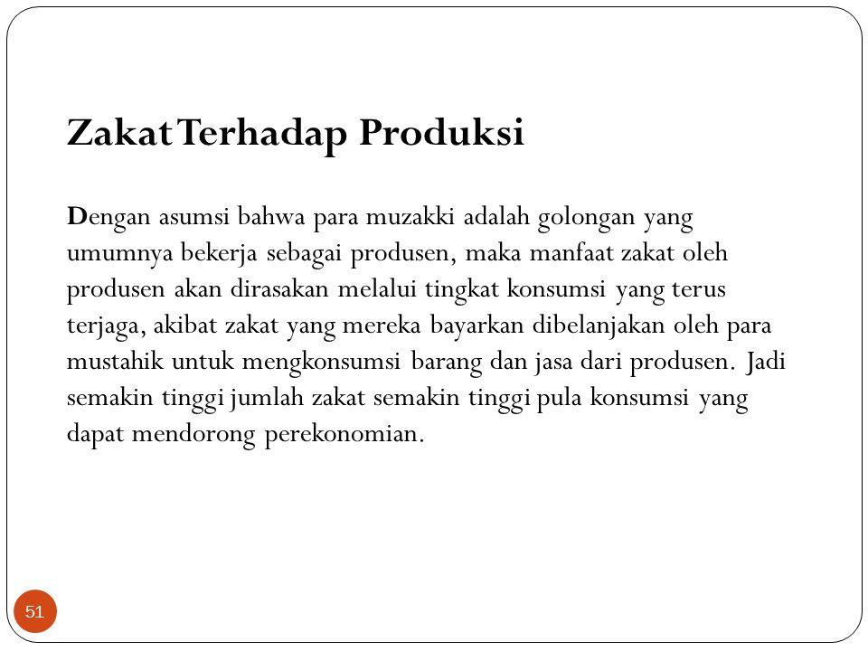 Nilai- Nilai Islam dalam Produksi Nilai-nilai Islam yg relevan dengan Produksi dikembangkan dari TIGA nilai utama; Khilafah, Adil dan Takaful; 1. Berw