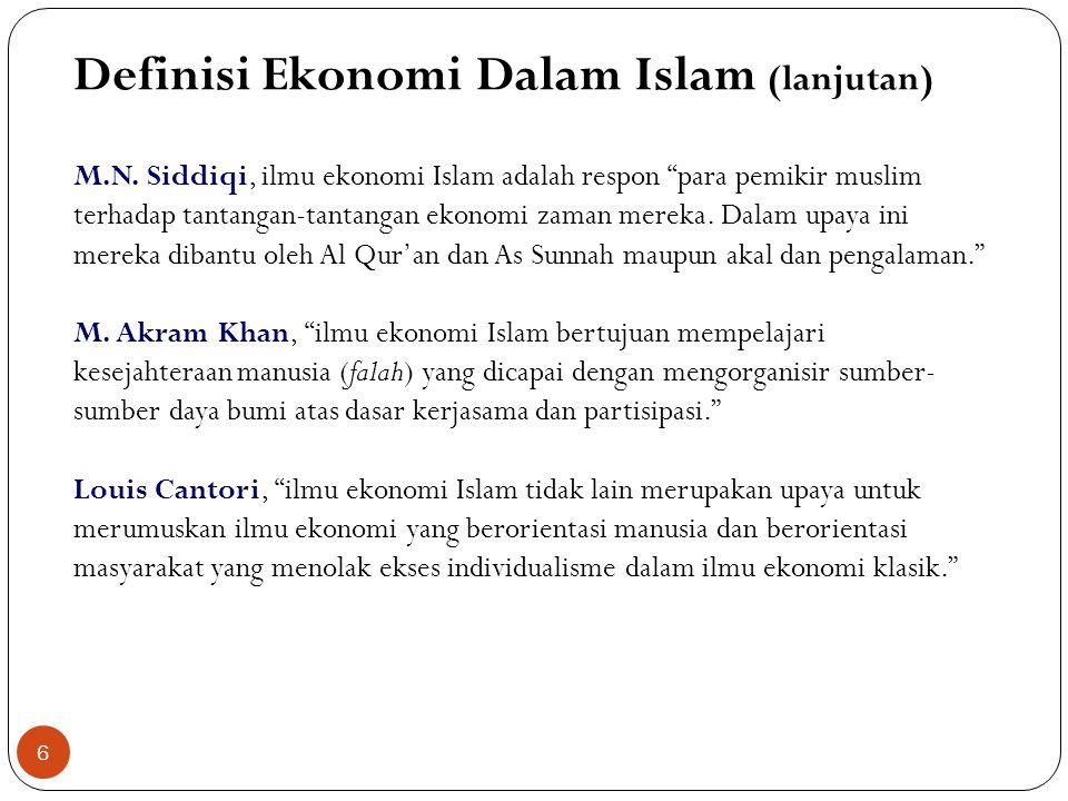 Thank You Wassalam 196 Oleh: H.