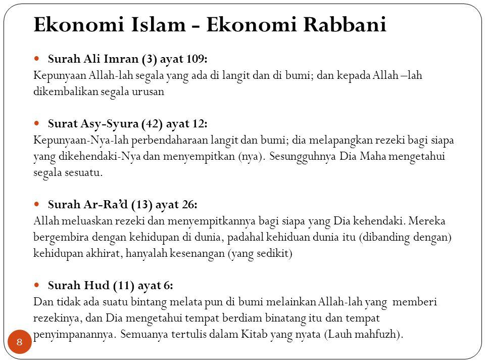 3.Rahn  Secara bahasa berarti tetap dan lestari.