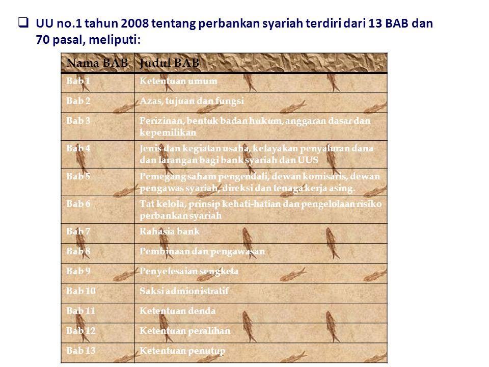 2.7. CETAK BIRU PENGEMBANGAN PERBANKAN SYARIAH INDONESIA  Bank Indonesia mentargetkan untuk tahap finalisasi implementasi inisiatif sistem pengembang