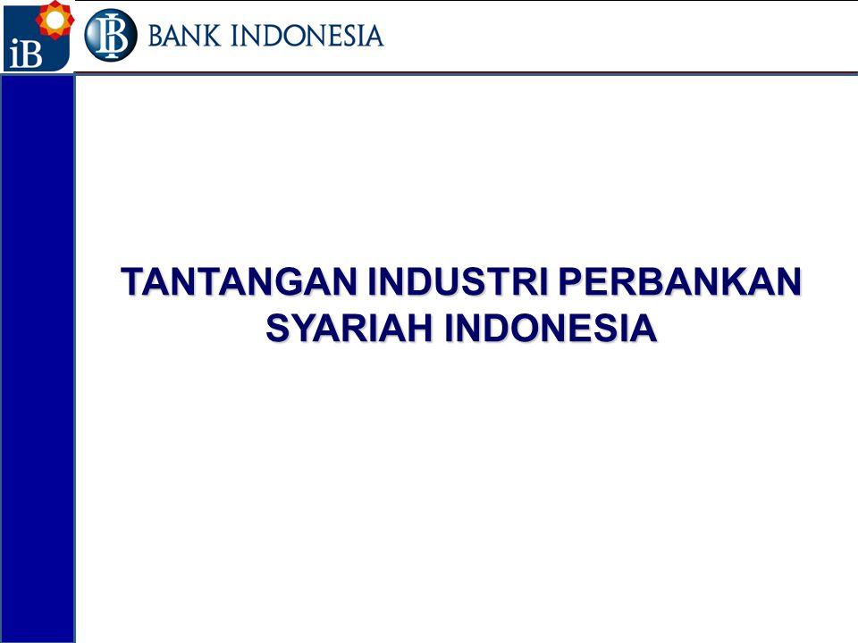 TANTANGAN INDUSTRI PERBANKAN SYARIAH INDONESIA 20