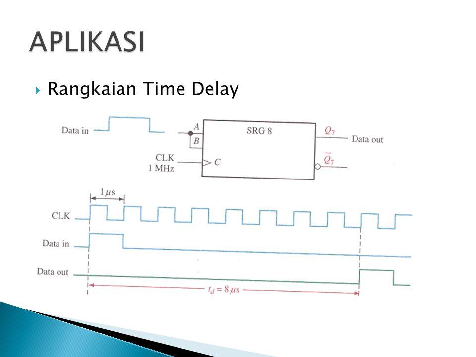  Rangkaian Time Delay