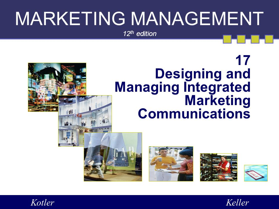 17-22 Designing the Communications Message strategy Creative strategy Message source Personal communication channels ( below the line) Nonpersonal communication channels ( above the line) Integration