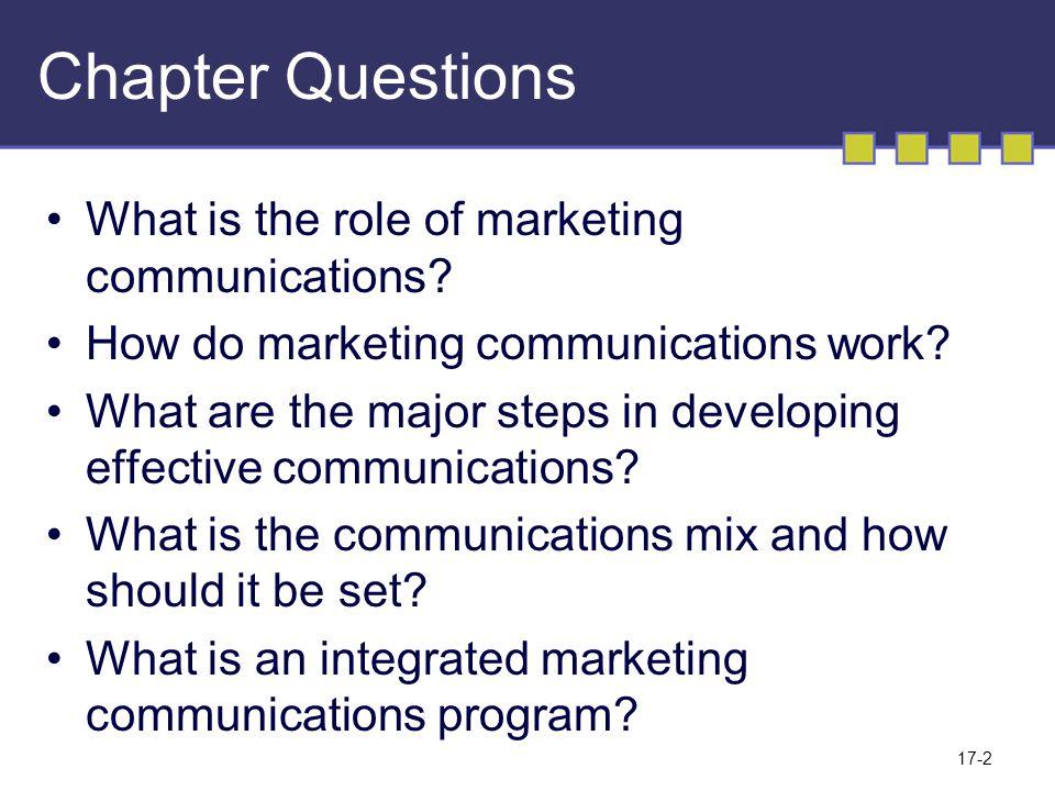 Characteristics of Communications Direct Marketing Customized, disesuaikan dengan orangnya dan disiapkan untuk menarik individu yang dituju Up-to-date, pesan dapat disiapkan sangat cepat Interactive, pesan dapat ditanggapi 17-33