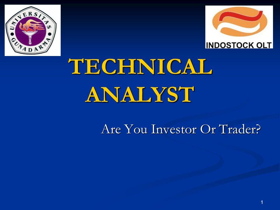 2 KONSEP FOLLOW THE SMART MONEY: Analisa teknikal mengikuti trend yang sedang terjadi di pasar, analisa teknikal mempercayai bahwa pasar bergerak dalam trend tertentu dan trend ini akan bergerak terus hingga terjadi perubahan permintaan dan penawaran.