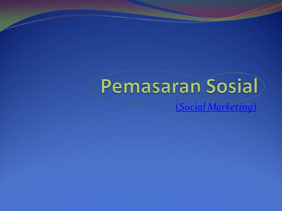(Social Marketing)