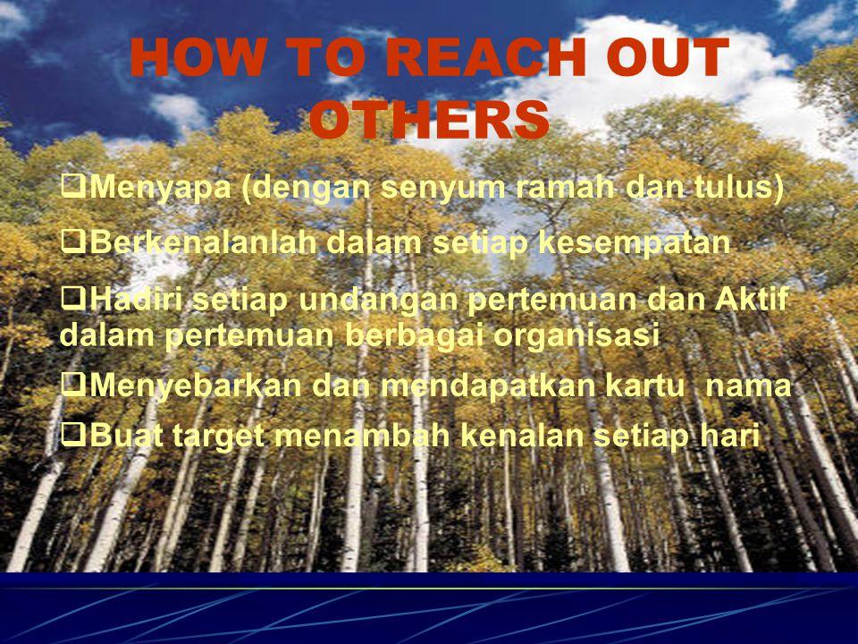 4 Cara Membuat Orang Lain Merasa Penting Les Giblin  Berpikirlah bahwa orang lain penting  Perhatikan orang lain  Berpikirlah bahwa orang lain pent