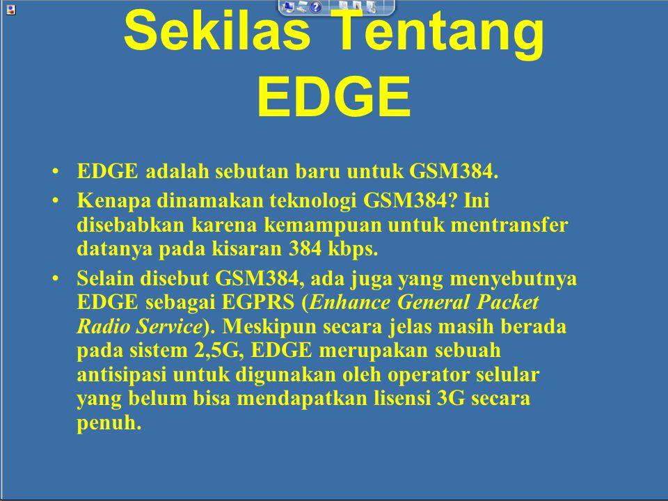 Arsitektur Pada EDGE