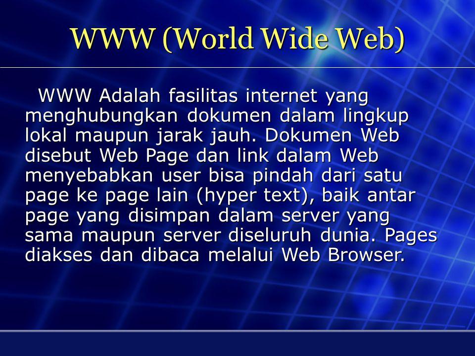 Istilah-istilah penting Wifi (): m Wifi ( Wireless Fidelity ): m erupakan sebuah teknologi yang memungkinkan sejumlah komputer terhubung dalam sebuah