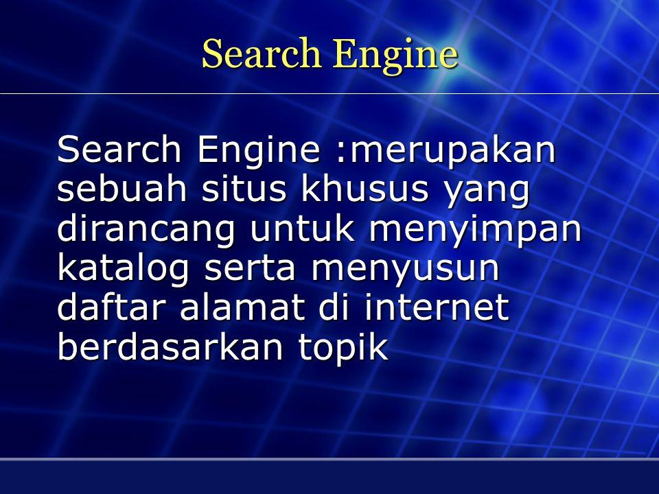 Country Domain.id – Indonesia.jp - Japan.sg – Singapura.uk – United Kingdom.us - United States.au – Australia.ca – Canadadll Merupakan domain yang diberikan untuk mencirikan negara dari internet domain name