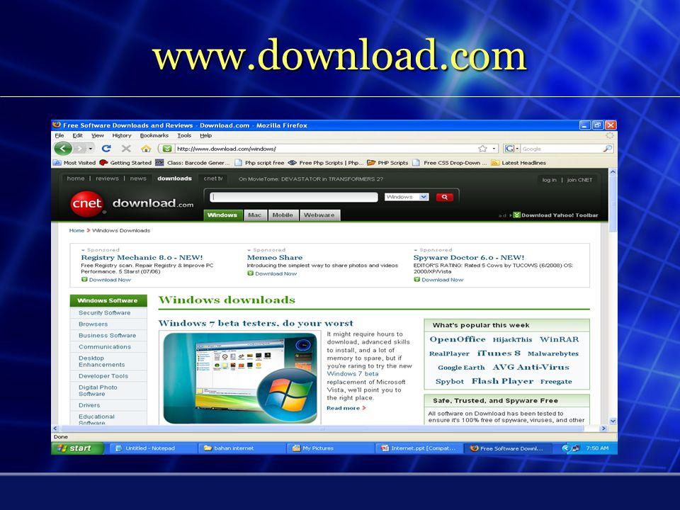 www.download.com