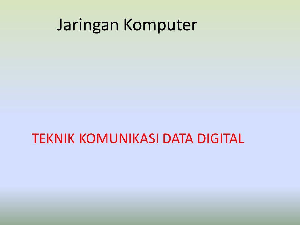 Masalah Data Digital Masalah Timing (pewaktu) memerlukan suatu mekanisme untuk mensinkronkan transmitter dan receiver Dua solusi – Asinkron (ASYNCHRONOUS) – Sinkron (SYNCHRONOUS)