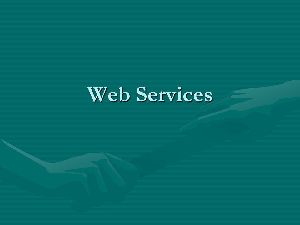 Definisi Menurut W3C [6] Web service adalah suatu sistem perangkat lunak yang didisain untuk mendukung interaksi mesin ke mesin pada suatu jaringan.
