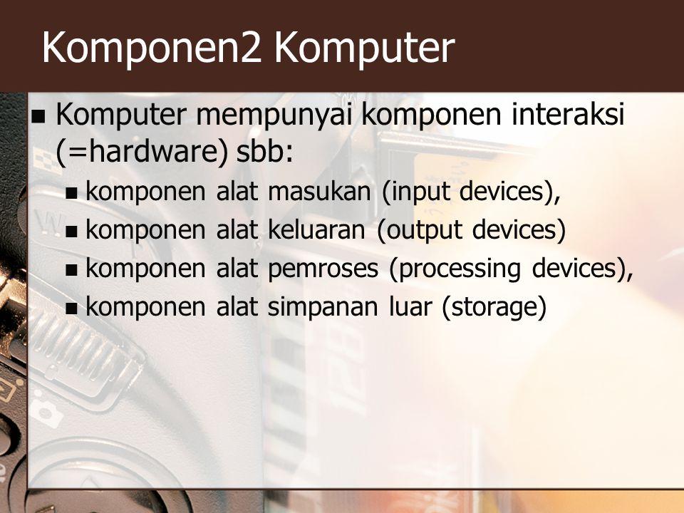 Bug kompter pertama