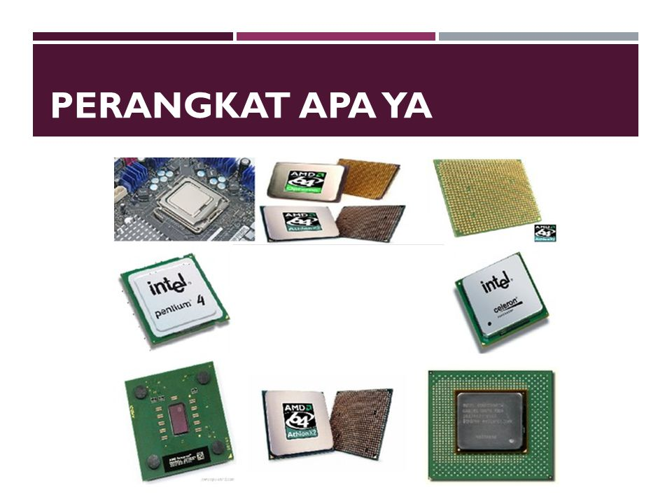 PERANGKAT KERAS Secara fungsional Perangkat keras komputer dibedakan menjadi empat macam perangkat (devices), yaitu :  Perangkat masukan (input devices),  Perangkat proses (process devices),  Perangkat keluaran (output devices), dan  Perangkat penyimpan (memory/storage devices).