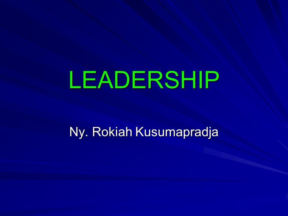 TUJUAN INSTRUKSIONAL KHUSUS 1. Mahasiswa dapat menyebutkan pengertian LEADERSHIP 2. mahasiswa dapat menguraikan LEADERSHIP 3. Mahasiswa dapat mengurai