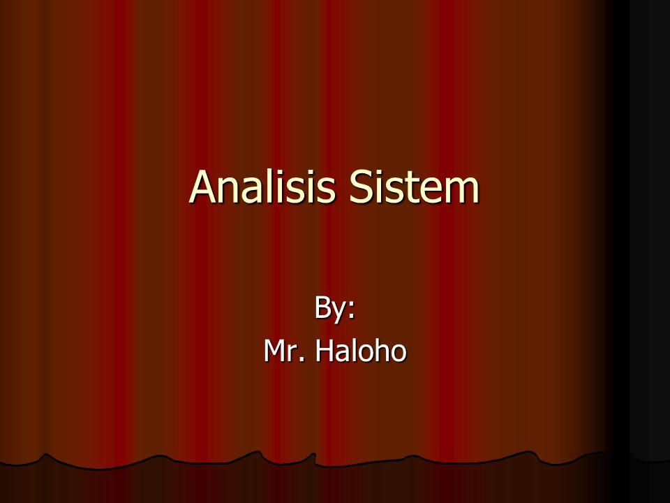 Analisis berorientasi Obyek Kebanyakan metoda analisis sistem memisahkan analisis terhadap data dan proses.