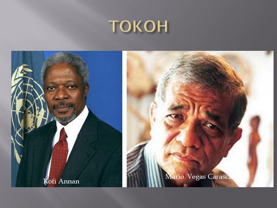 Mario Vegas Carascalao Kofi Annan